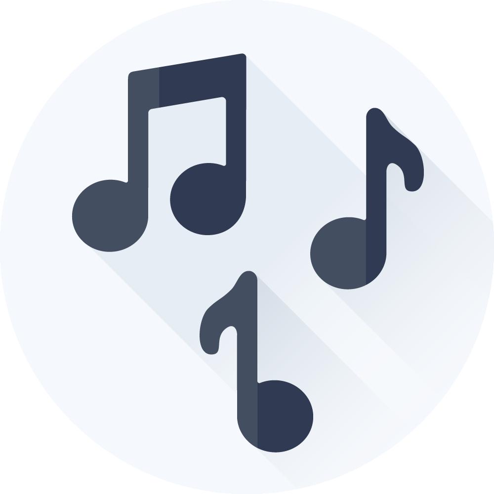 musikalske noder