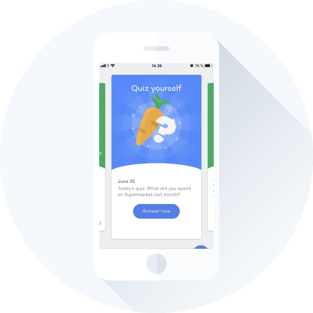 Spiir app quiz dig selv i dit forbrug
