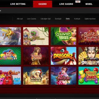 Betsafe casinospil