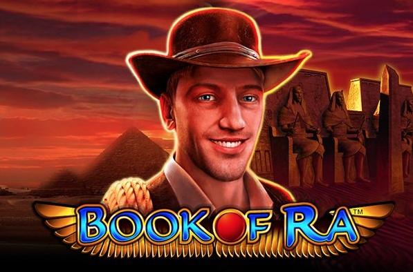 Spil på Book of Ra spilleautomaten nu