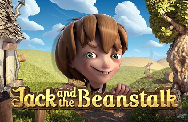 Logo for spilleautomaten Jack and the Beanstalk