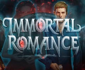 Spil Immortal Romance spilleautomaten med de fire elskere