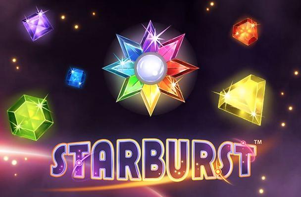 Introduktion til spilleautomaten Starburst