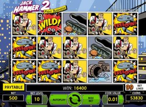Jack Hammer 2 Gameplay