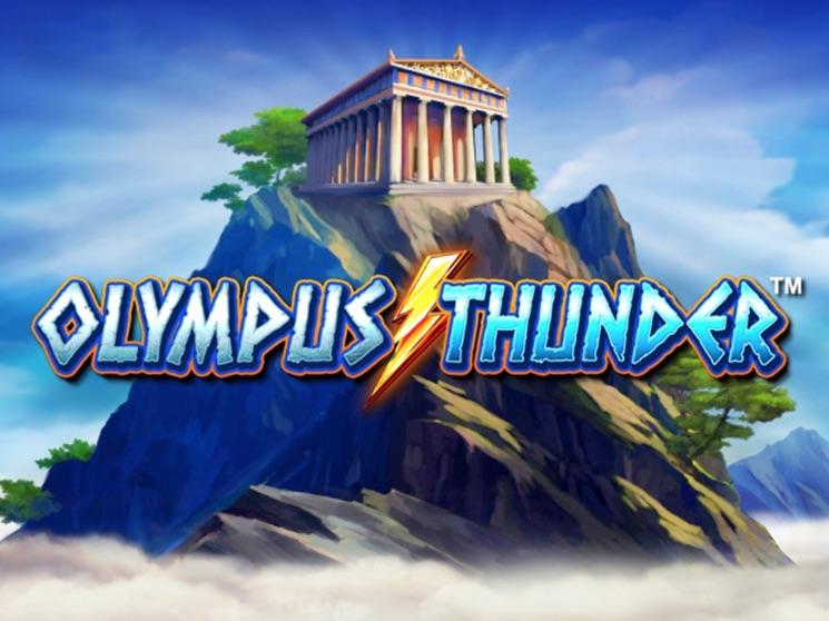 Olympus Thunder spilleautomat banner