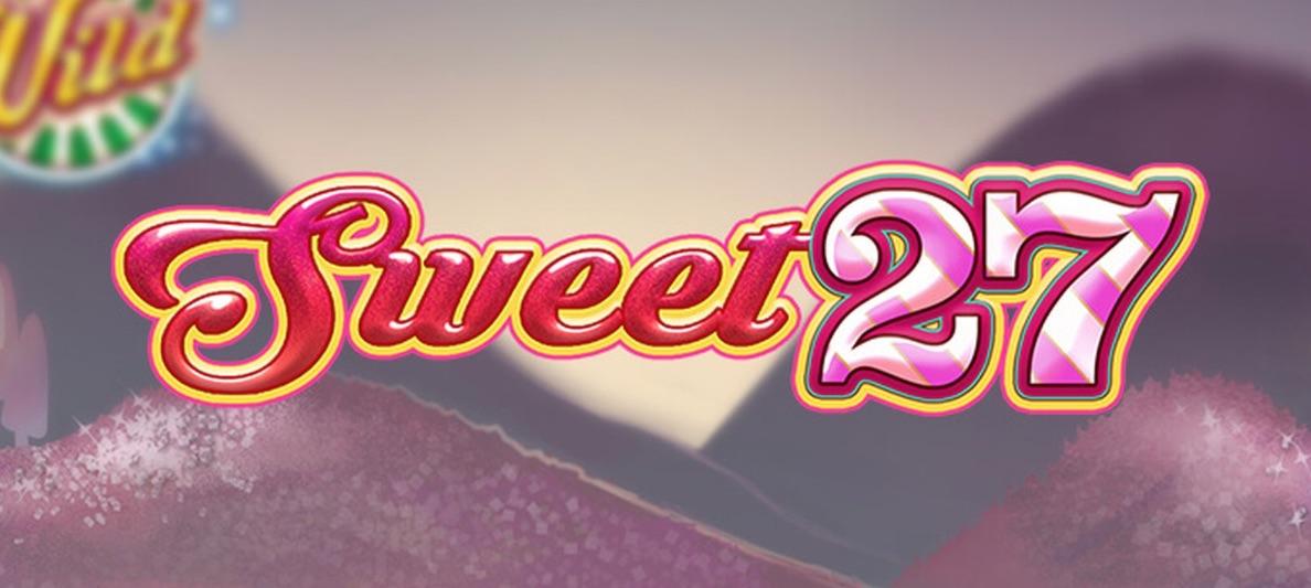 Sweet 27 spilleautomat banner