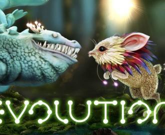 Spil med dyrene i Evolution spilleautomat