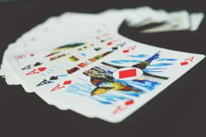 Prøv baccarat på et online casino