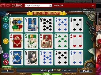 video poker som spilleautomat