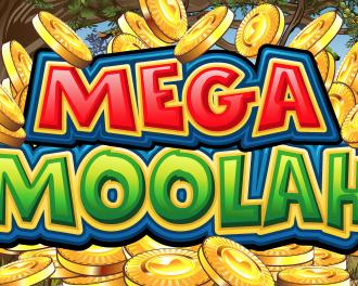 Vind masser af penge med Mega Moolah spilleautomat