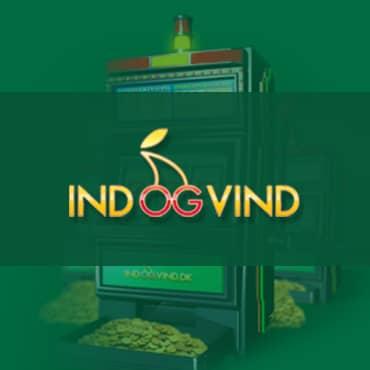 Ind og Vind casino logo