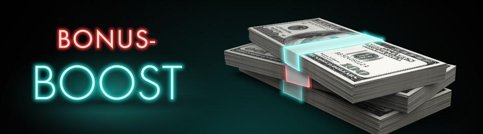 Et nye bonusboost på bet365 Casino i weekenden