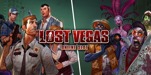 Den nye spilleautomat Lost Vegas fra Microgaming
