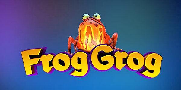 Frog Grog er live på Betsafe Casino