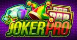 Prøv den nye Joker Pro spilleautomat på Tivoli Casino