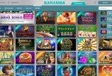Karamba casino udvalg af spil