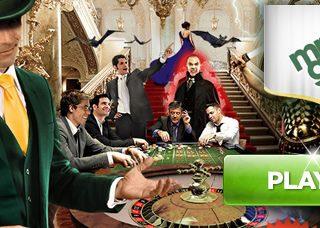 Mr green casino lanceres i Danmark
