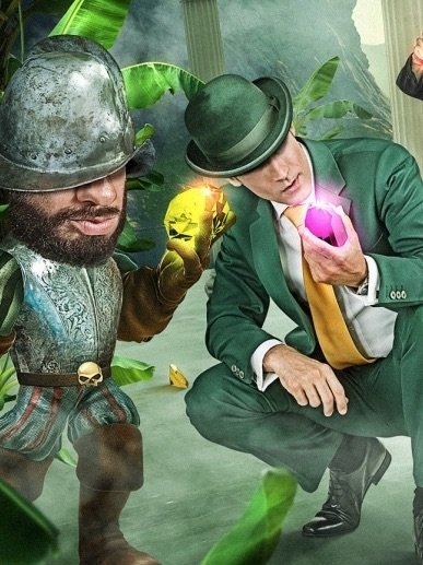 Mr Green Casino og Gonzo's Quest spilleautomat