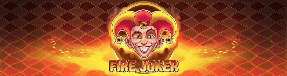 Fire Joker spilleautomat banner