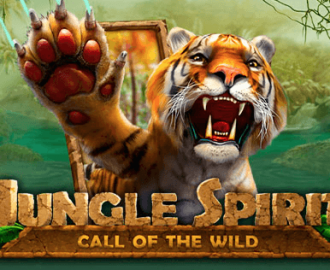 Jungle Spirit Call the Wild Spilleautomat med tiger