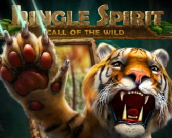 spil jungle spirit: call of the wild fra Netent nu og vind stort