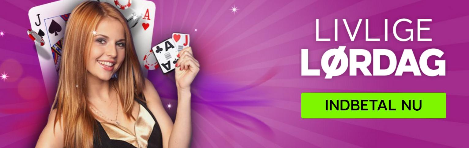Endnu engang tid til livlige lørdage på 888 Casino!