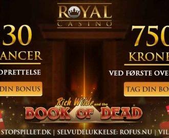 1 million Påske-Chancer hos Royal Casino