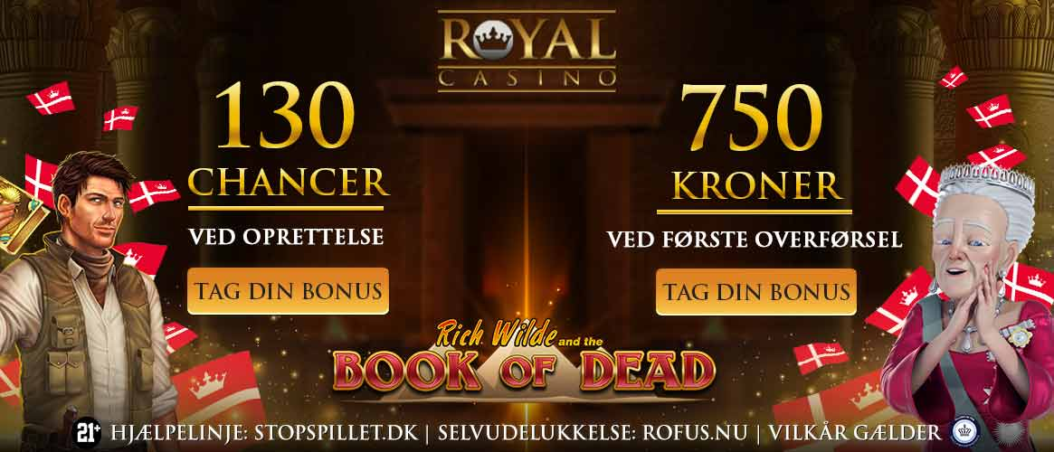 1 million Påske-Chancer hos Royal Casino