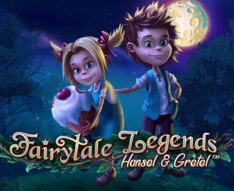 Fairy Tale Legends: Hansel & Gretel