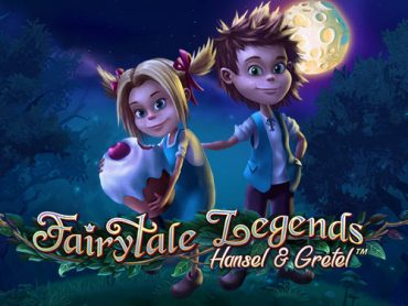 Fairy Tale Legends: Hansel & Gretel