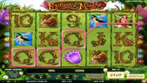 enchanted meadows freespins