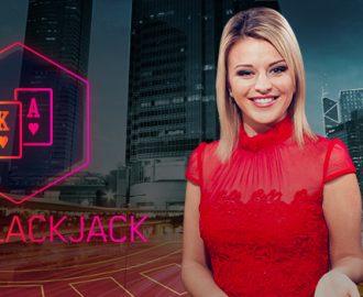 Black Monday Blackjack Bonus på Maria Live Casino