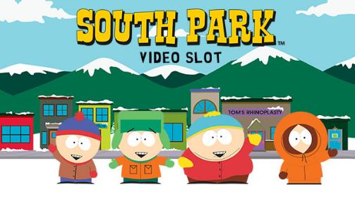 sout park video slot