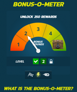 faa ny bonus hver uge hos thrills casino