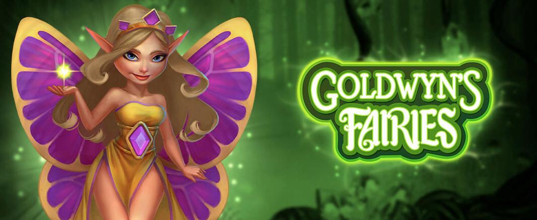 Feen fra Goldwyn's Fairies spilleautomaten