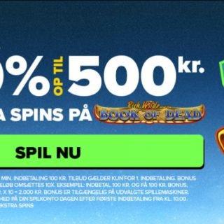 Next Casino Velkomstbonus