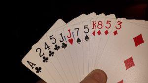 pai gow poker kort