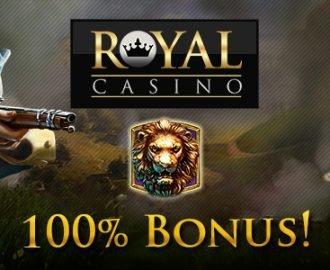 Fejr Danmarks befrielse med Poltava bonus på Royal Casino