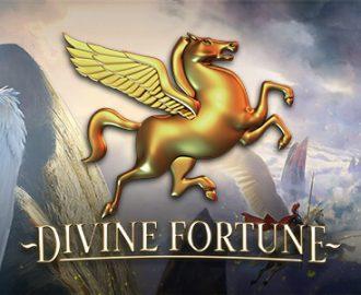 Endnu en stor vinder på Tivoli Casinos Divine Fortune automat!