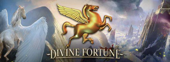 jagten på jackpotter på divine fortune