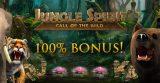 jungle spirit bonus på royal casino