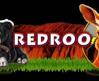 Redroo er ny spilleautomat på VeraJohn Casino