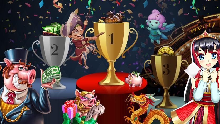 Vind din del af 10.000 kr. i Tivoli Casinos sensommerturnering!