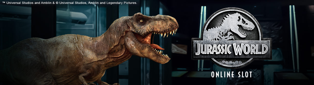 Vær med i kæmpe Jurassic World turnering på Maria Casino