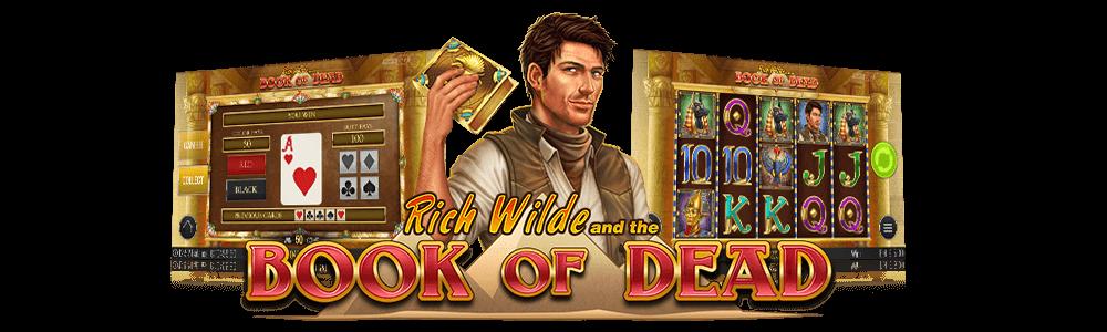 Vandt næsten 280.000 kr. på Book of Dead på Vera&John Casino