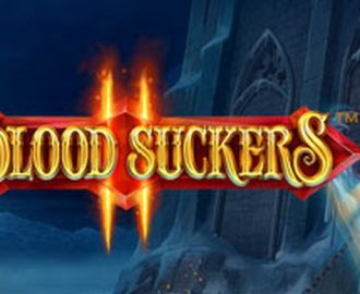 Blood Suckers II er NetEnts bud på en Halloween spilleautomat