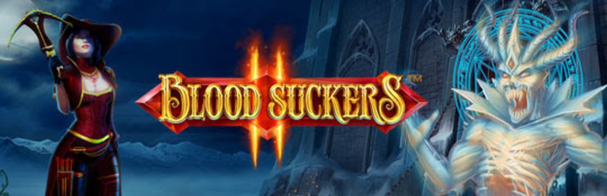 Blood Suckers II Online Spilleautomat - NetEnt Automater - Rizk Casino