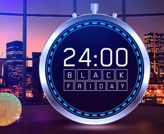 Spil dig til bonuspenge og kontanter i Black Friday kampagne