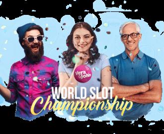 Kom med til World Slot Championship og vind lækre præmier