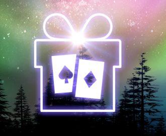 Vind julekontanter i Maria Casinos Julekalender